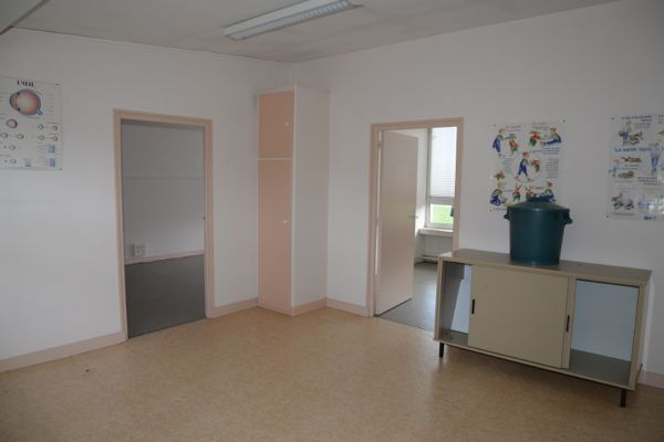 extension des locaux anim ar nes. Black Bedroom Furniture Sets. Home Design Ideas